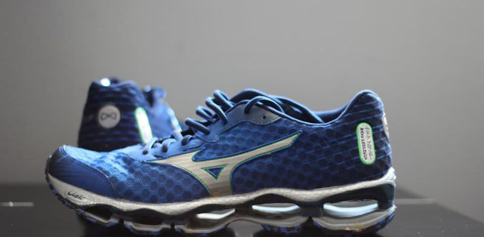 Mizuno Wave Prophecy 4 - Medial Side