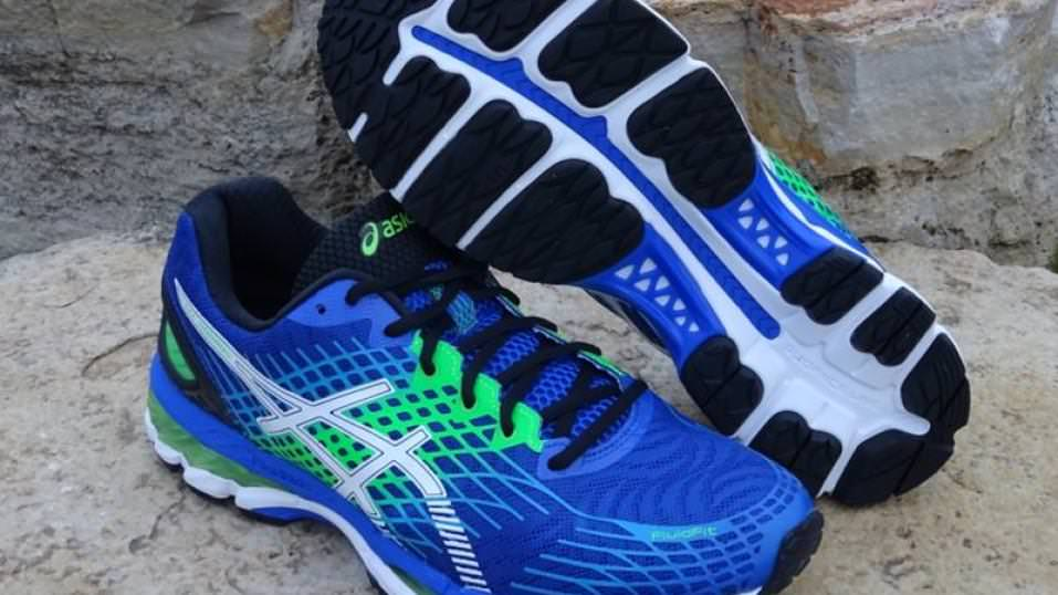 regard détaillé fd816 71168 Gel Nimbus 17 Review | Running Shoes Guru