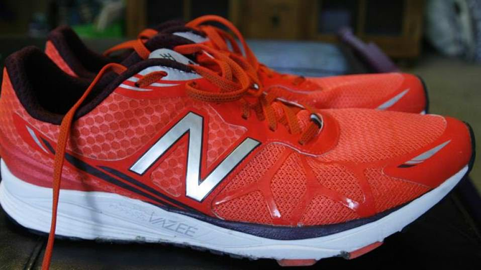New Balance Vazee Pace - Medial Side