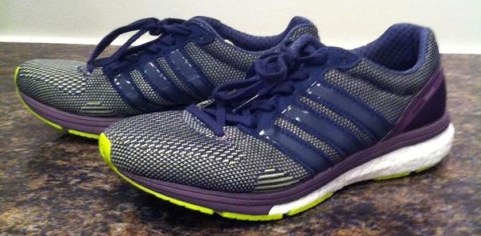 Adidas Adizero Boston Boost 6 - Medial Side