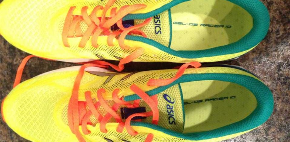 Asics Gel DS Racer 10  - Top