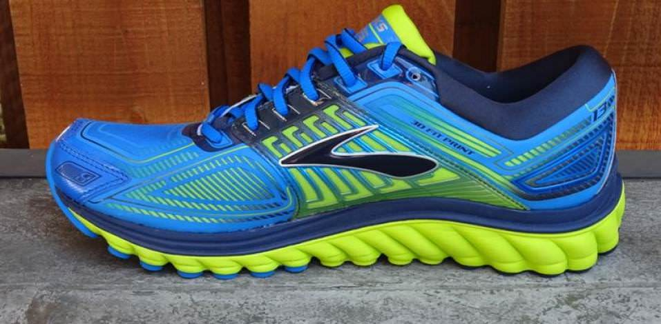 Brooks Glycerin 13 - Medial Side