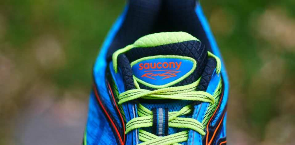Saucony Ride 8 - Lace