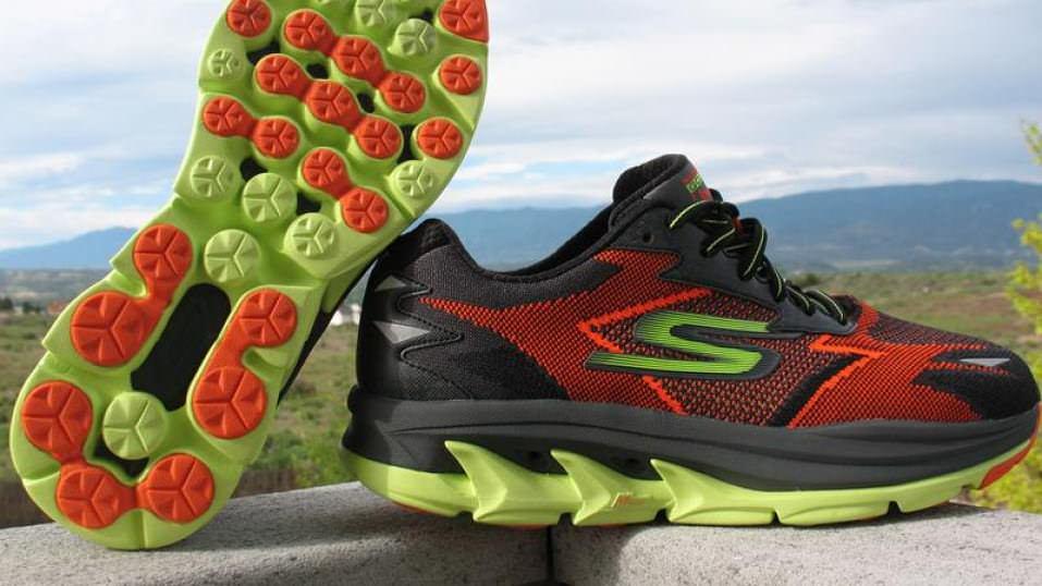Skechers Womens GOrun Ultra Road Running Shoe