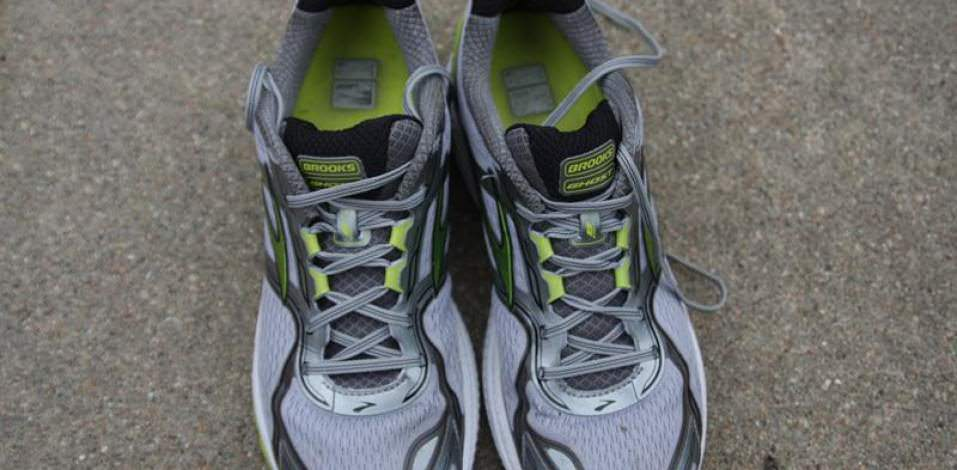 Brooks Ghost 8 - Top