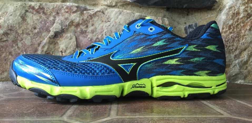 Mizuno Wave Hayate 2 - Medial Side