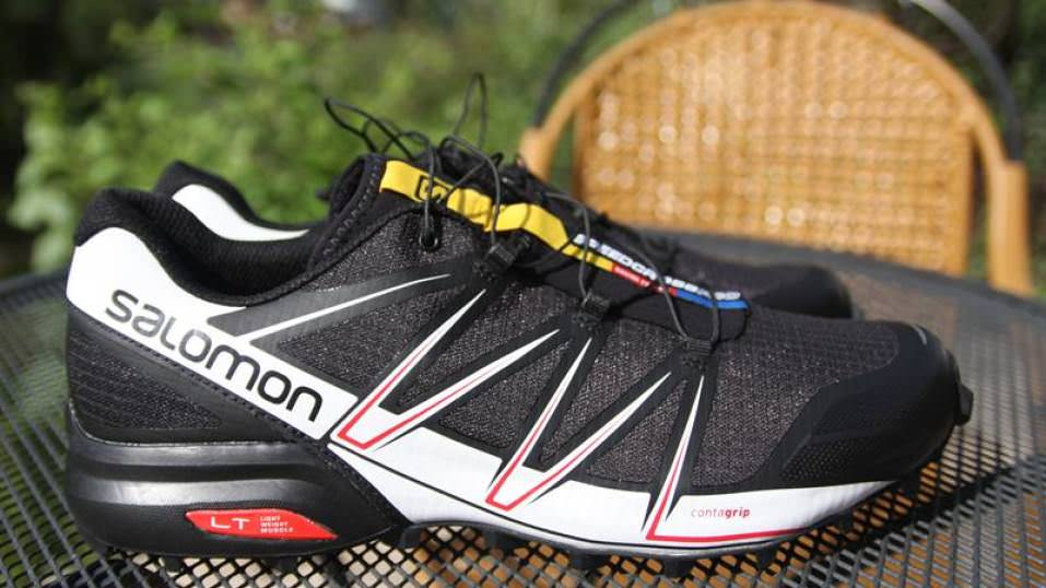 Salomon SpeedCross Pro - Medial Side