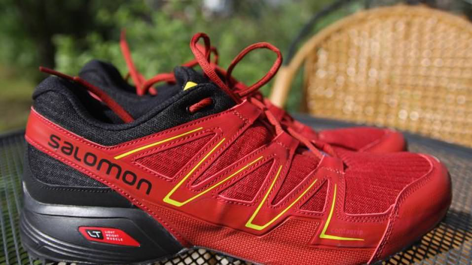 Salomon SpeedCross Vario - Medial Side
