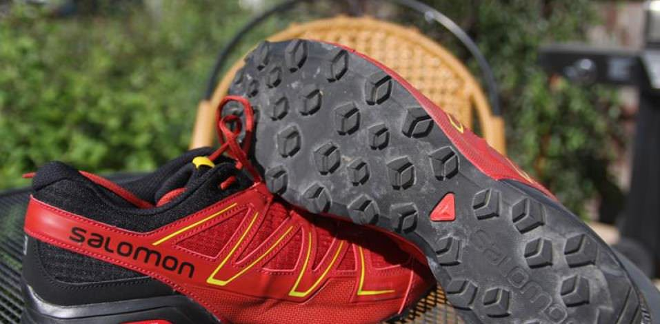 Salomon SpeedCross Vario - Pair