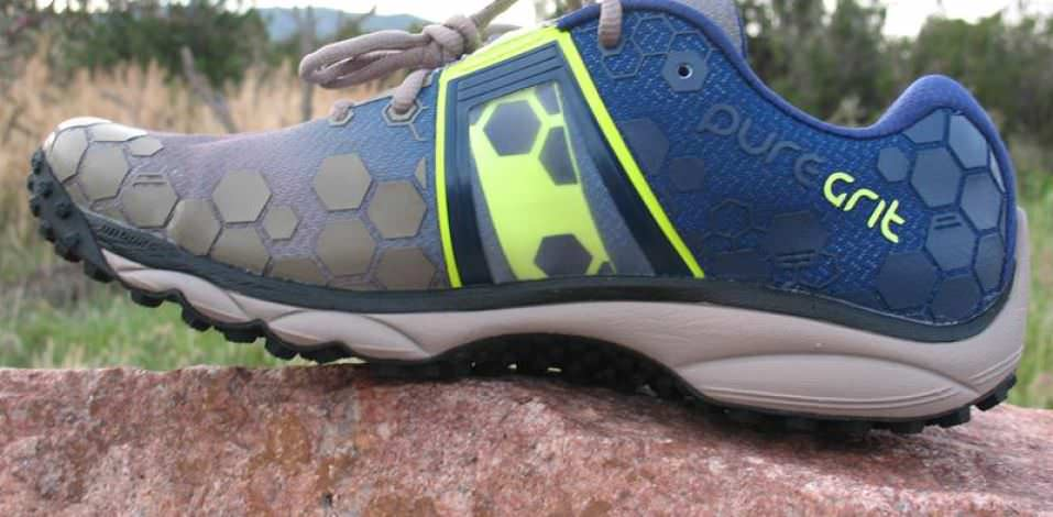Brooks PureGrit 4 - Medial Side