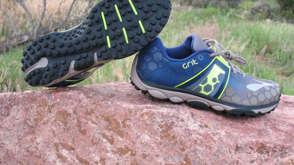 64ac15e29e1 Brooks PureGrit 4 Review