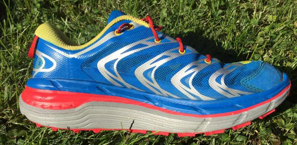 Hoka OneOne Speedgoat - Lateral Side