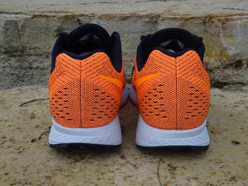 quality design e93b4 00318 Nike Zoom Elite 8 - Heel