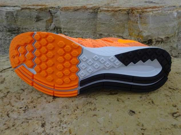 Nike Zoom Elite 8 - Sole