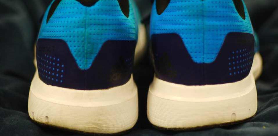 Adidas Duramo 7 - Heel