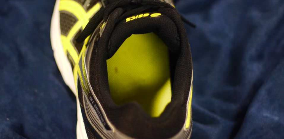 Asics Gel Contend 3 - Inside