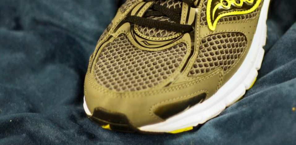 Saucony Cohesion 8 - Medial Side