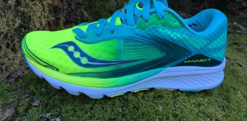 Saucony Kinvara 7 - Lateral Side
