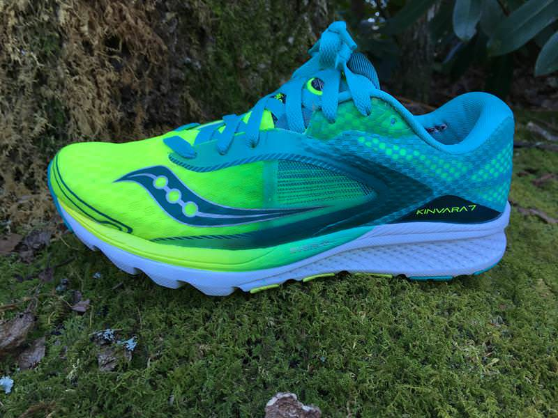 6036fefe9d57 Saucony Kinvara 7 - Lateral Side