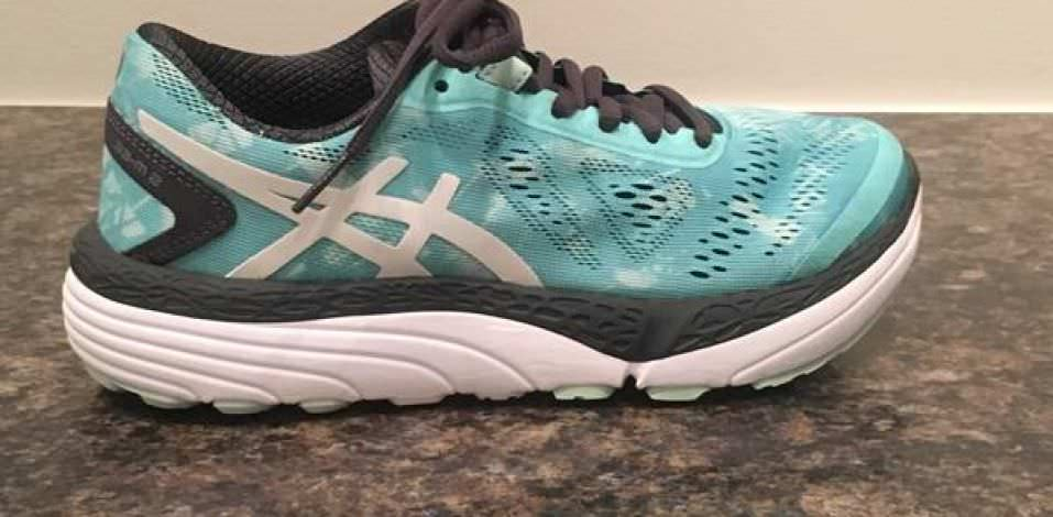 ASICS 33-M 2 - Lateral Side