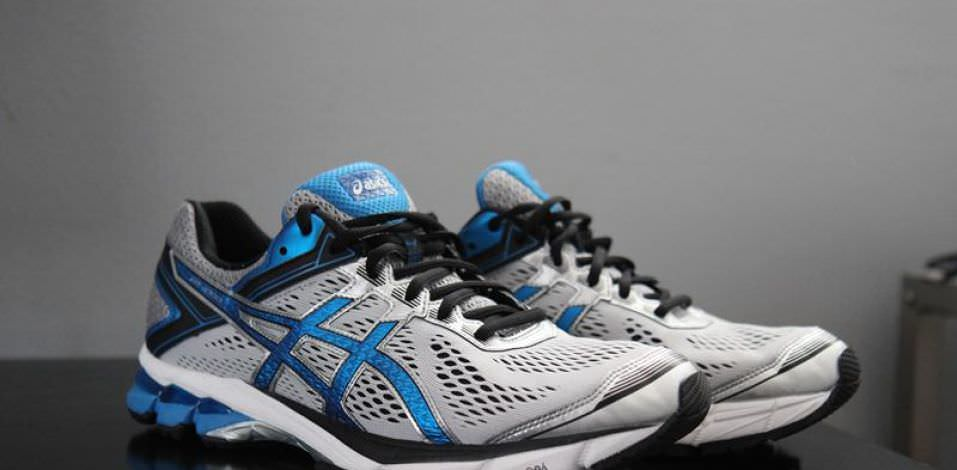 ASICS GT-1000 4 - Lateral Side