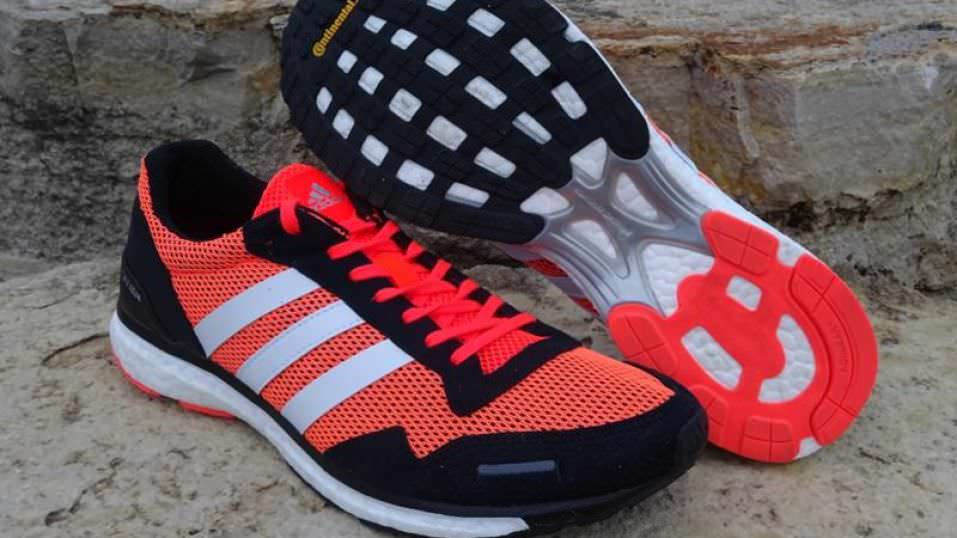 new concept 05ae6 376fc Adidas Adizero Adios Boost 3 Review