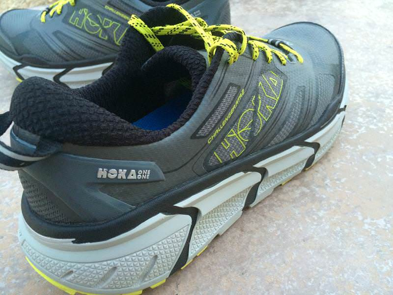 Hoka One One Challenger ATR 2 - Lateral Side