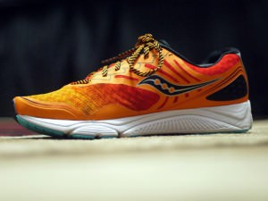 Saucony Breakthru 2 - Medial Side