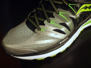 Saucony Hurricane ISO 2 - Lateral Side