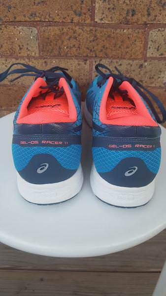ASICS GEL-DS Racer 11 - Heel