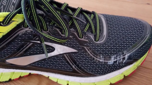 Brooks Adrenaline GTS 16 - Lateral Upper