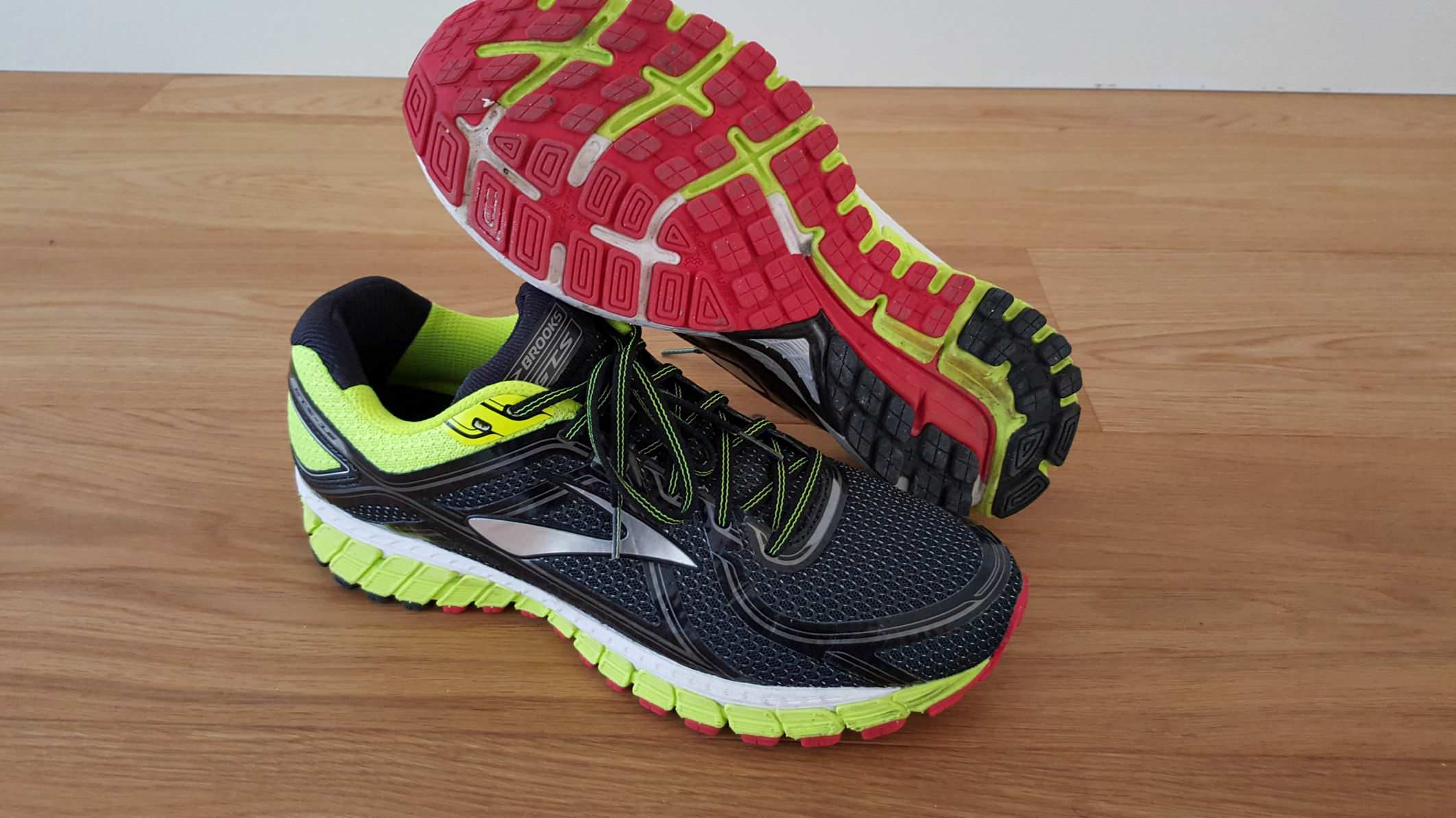 8f18eb3375f Brooks Adrenaline GTS 16 Review
