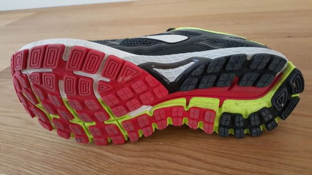 Brooks Adrenaline GTS 16 - Sole