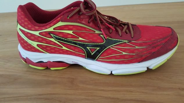 Mizuno Wave Catalyst - Lateral Side