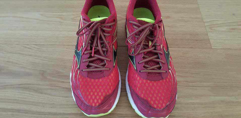 Mizuno Wave Catalyst - Pair Upper