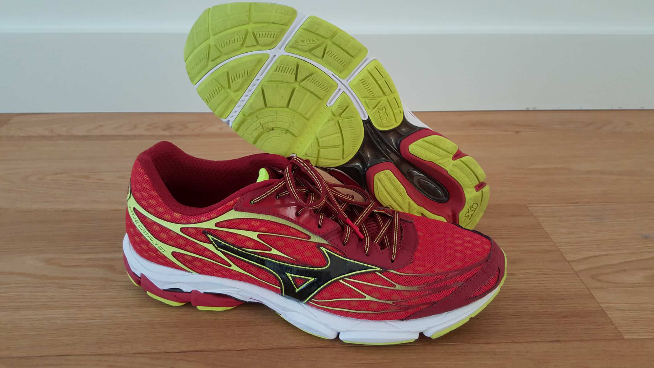 12c801864f Mizuno Wave Catalyst Review | Running Shoes Guru