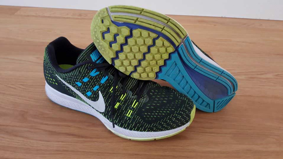 6e26a3c00d41c Nike Zoom Structure 19 Review