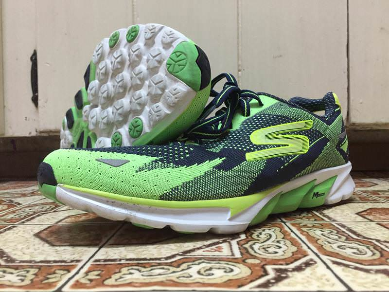 4b8fbf56ce3 Skechers GOrun 4 - 2016 Review