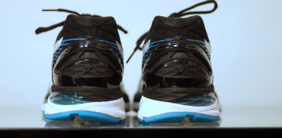 Gel Asics Nimbus Mens Chaussures De Course 18 5Hvbai1