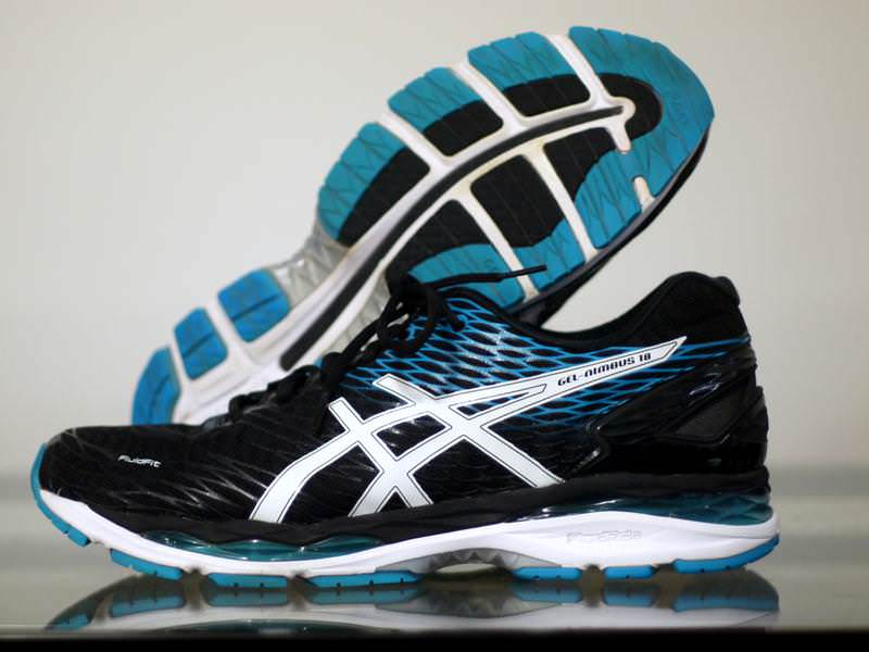 new products 34498 5787b Asics GEL-Nimbus 18 - Pair