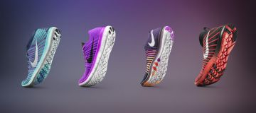 Nike launches new collection of Nike FREE running shoes for 2016