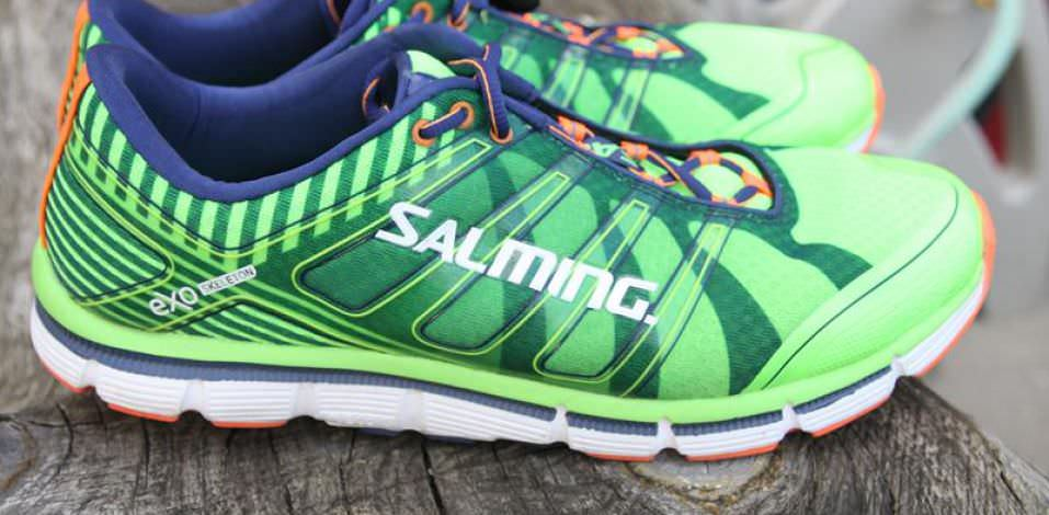 Salming Miles - Lateral Side