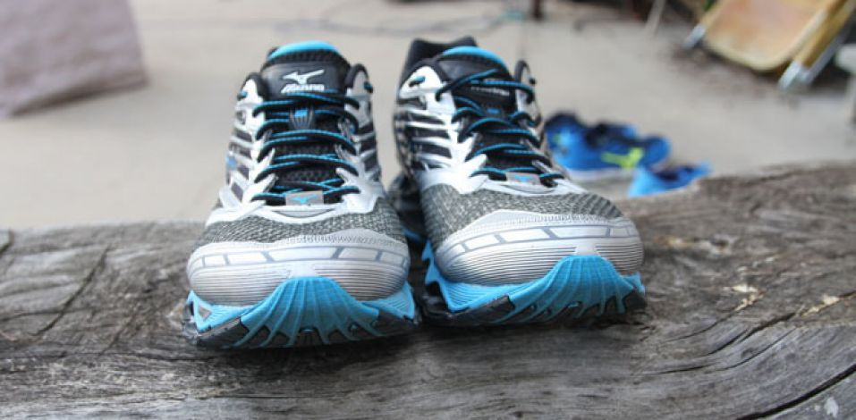 Mizuno Wave Prophecy 5 - Toe
