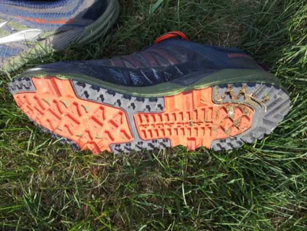Brooks Cascadia 11 - Sole