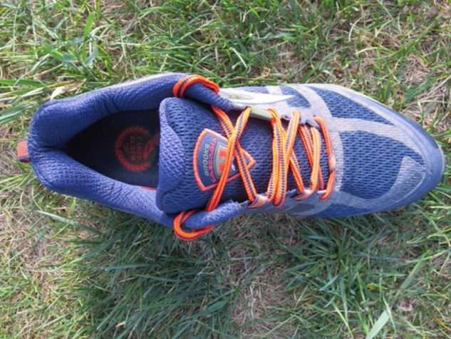 Brooks Cascadia 11 - Top