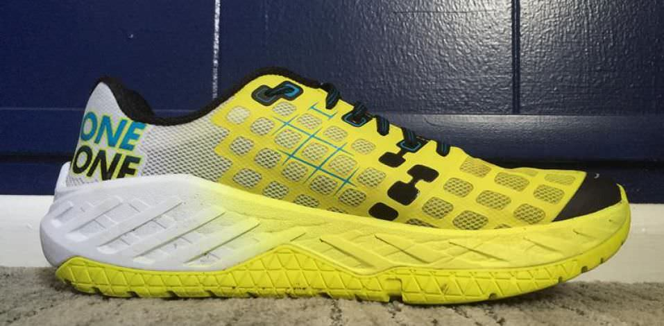 Hoka One One Clayton - Lateral Side