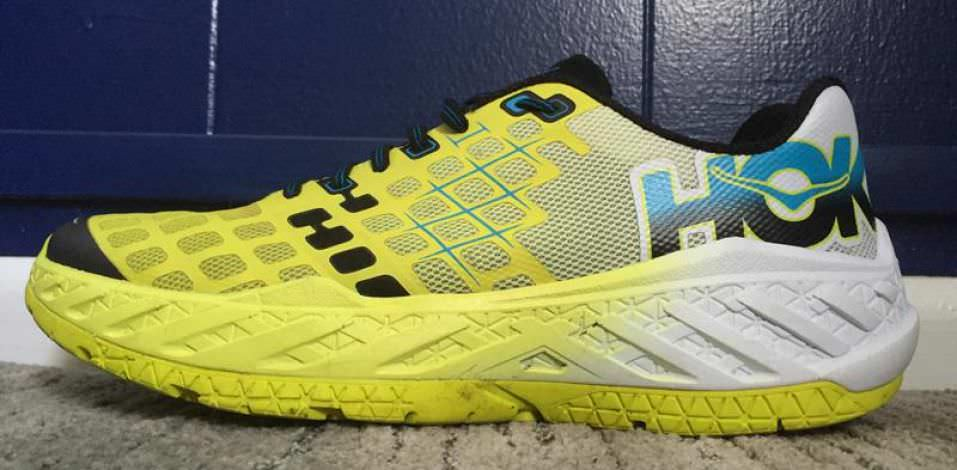 Hoka One One Clayton - Medial Side