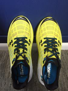Hoka One One Clayton - Top