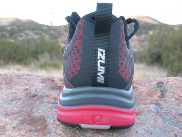 Pearl Izumi Trail N3 - Heel