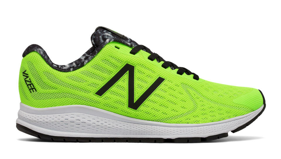 new balance vazee green